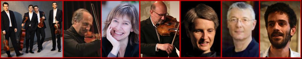 Festival Aux Ormes, Mozartiens ! 2021